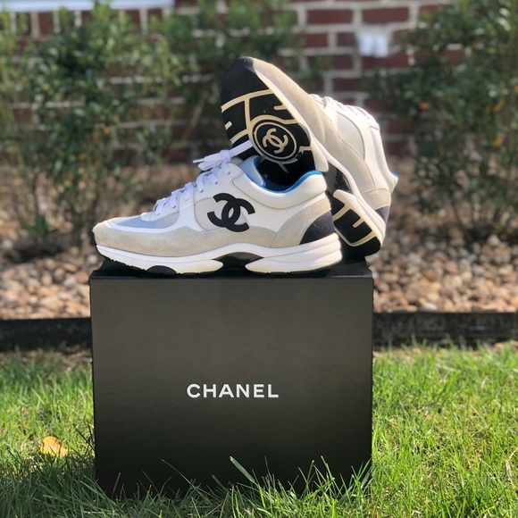 CHANEL Shoes - Authentic Chanel Sneakers